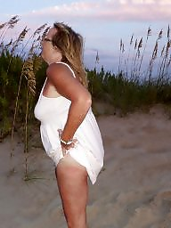 Outdoor, Vacation, Public, Outdoor mature, Mature wife, Mature public