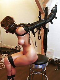 Bondage, Lady, Rope