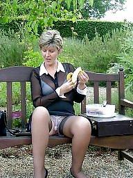 Uk mature, Mature amateur, Mature stocking, Mature uk