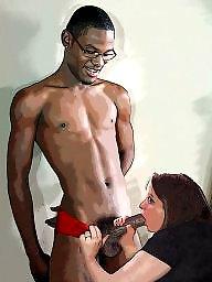 Femdom, Cuckold, Couple, Interracial cuckold, Femdom bdsm, Cuckold interracial