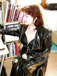Pvc, Latex, Leather, Mature latex, Mature leather, Moms