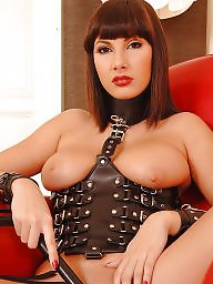 Latex, Leather, Boots, Femdom, Boot