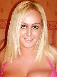 Bbw blonde, Blonde bbw