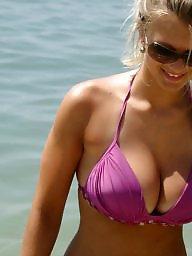 Bikini, Beach, Bikinis, Bikini beach, Bikini amateur, Amateur bikini