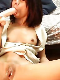 Wet pussy, Wet, Wetting, Asian pussy, Asian anal