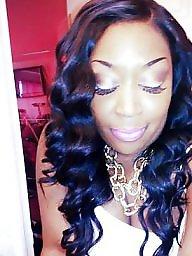 Ebony milf, Black amateur