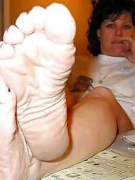 Mature feet, Perfect