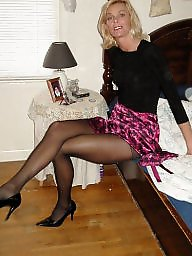 Pantyhose, Amateur pantyhose, Mature pantyhose, Lady