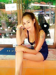 Thai, Cute girl