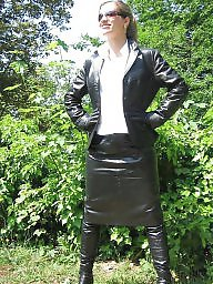 Latex, Leather, Mature latex