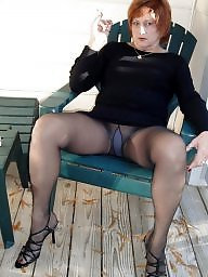 Mature, Grannies, Mature stockings, Mature pantyhose, Amateur pantyhose, Mature stocking