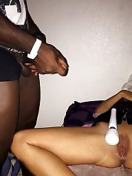 Milf interracial, Night