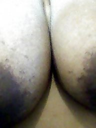 Ebony, Bbw, Big nipples, Areola, Black bbw, Big black
