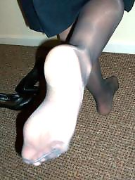 Feet, Mature feet, Stockings, Mature stocking, Mature in stockings, Stockings mature