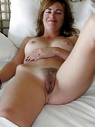Bed, Amateur ass