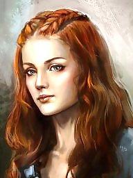 Redhead, Redheads, Princess