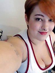 Bbw redhead, Redhead bbw