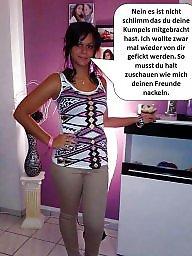 German captions, German caption, German, Caption, Captions