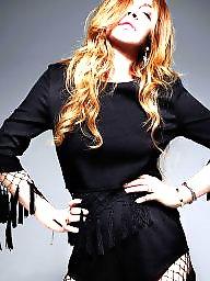 Redhead, Celebrity