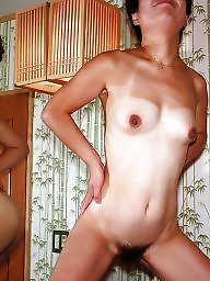 Japanese milf, Hairy milf, Amateur japanese