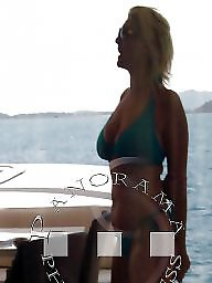 Greek, Celeb, Greek mature, Celebs, Mature boobs
