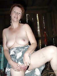 German mature, Redheads, Mature redhead, Mature german