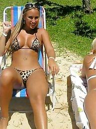Beach ass, Beach milf, Ass beach, Bikini beach