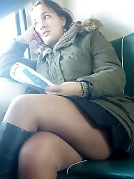 Leggings, Train, Sleeping, Legs