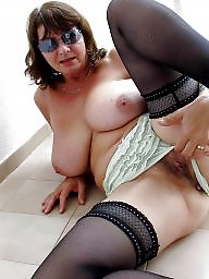 Stockings mature, Spreaders