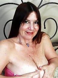 Mature tits, Hairy matures, Beautiful mature