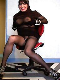 Upskirt, Topless, Milf upskirt