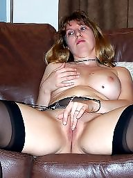 Mature pussy, Mature stockings, Pussy mature