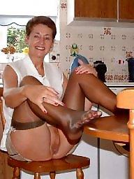 Granny, Granny stockings, Granny boobs, Mature stockings, Big granny, Mature granny