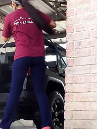 Ass, Teen, Car, Hidden, Cars, Cam