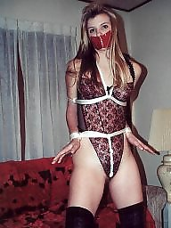 Mature bdsm, Bdsm mature, Rope, Mature slut