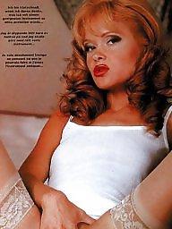 Vintage nylon, Redheads, Nylon stockings