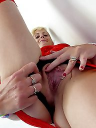 Pussy, Finger, Hot, Red
