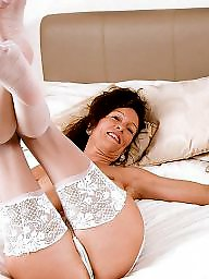Nylons, India, Amateur nylon, Mature nylon