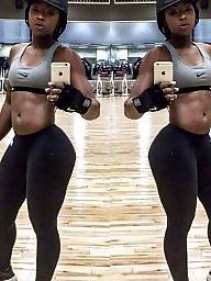 Black, Bbw ebony, Bbw asses