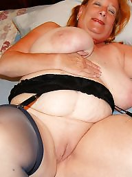 Grandma, Stockings, Home, Old mature, Mature stockings, Bbw stockings