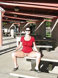 Mature, Outdoor, Public, Voyeur, Mature outdoor, Matures