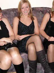 Pantyhose, Stockings, Amateur pantyhose