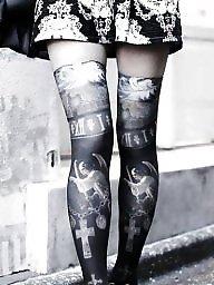 Leggings, Legs stockings, Leg, Teen stockings