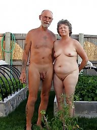 Nudist, Couple