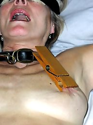Bdsm, Submissive, Carol, Blonde mature, Mature blonde, Mature bdsm