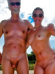 Outdoor, Couple, Couples, Public nudity