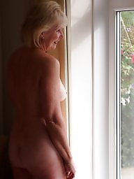 Blonde mature, Stocking, Mature stockings, Mature blonde, Mature blond