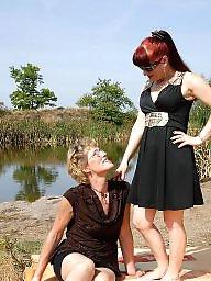 Lesbian, Mature lesbian, Mature lesbians, Lesbian mature, Lake, Mature ladies