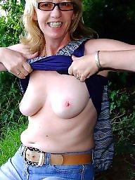 Mature, Mature tits, Amateur tits