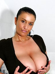 Big mature, Huge boobs, Huge